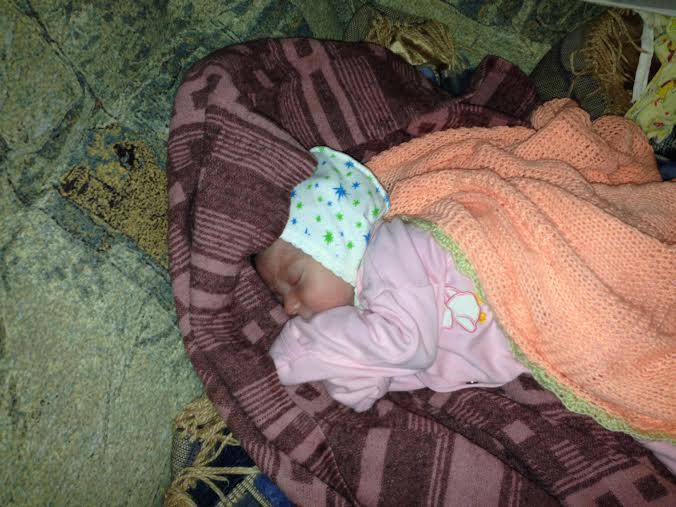 Малыш родился несмотря на материальные трудности!